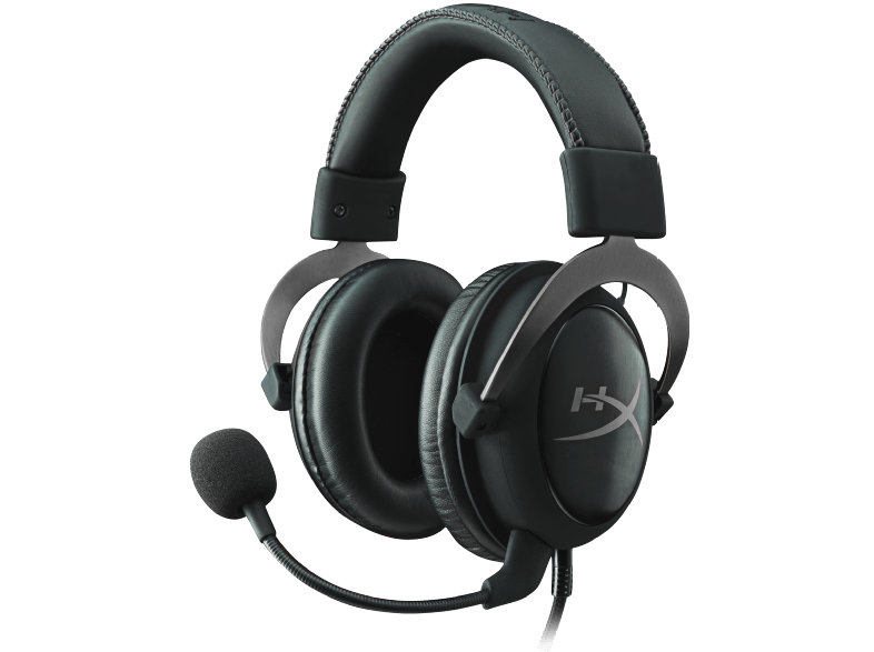 HYPERX Cloud II Headset Gun Metal - (KHX-HSCP-GM) ακουστικά gaming