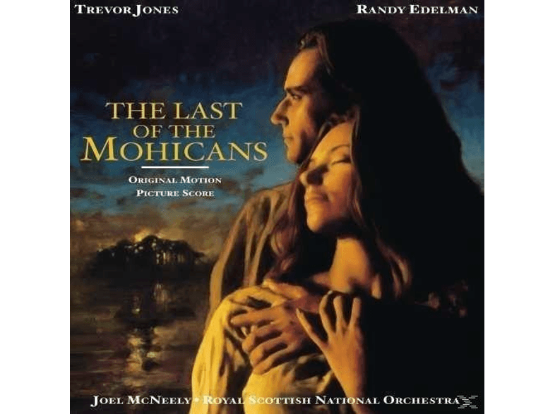 MINOS EMI The Last Of The Mohicans cds