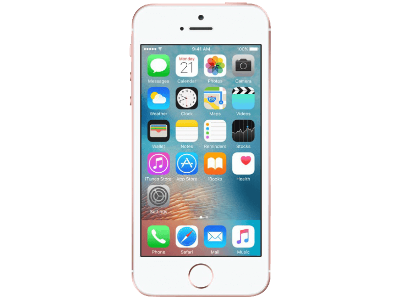 APPLE iPhone SE 16GB Rose Gold iphone