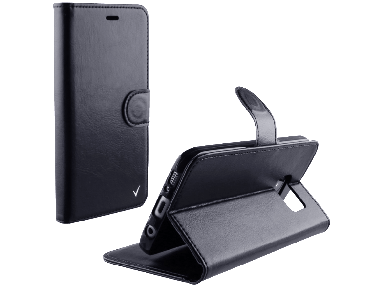 "VOLTE-TEL Θήκη Samsung Galaxy S7 G930 5.1""Leather-Tpu Book Stand Black VL - (520 θήκες  μεμβράνες samsung"