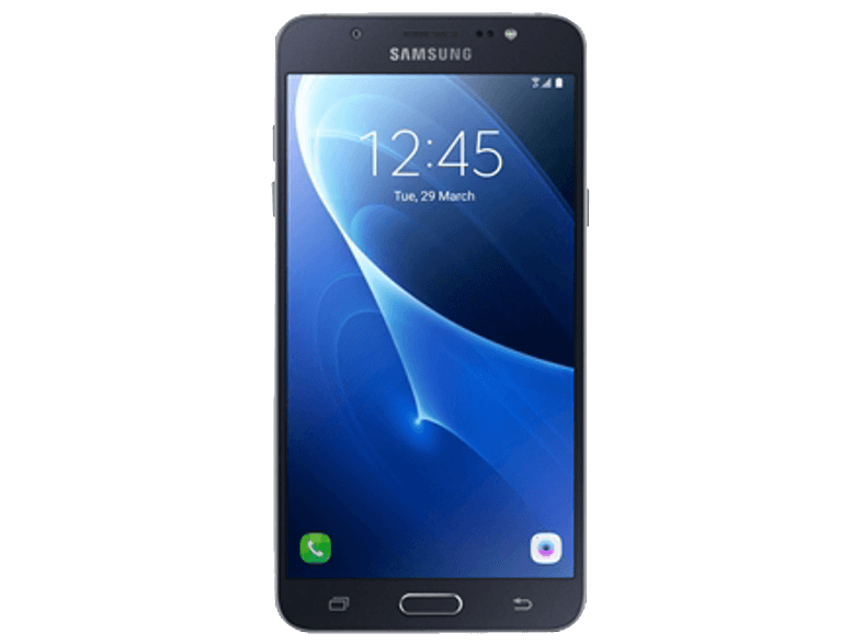 SAMSUNG Galaxy J7 (2016) Black android smartphone