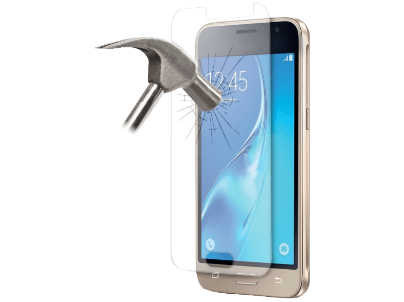 PURO Tempered Glass Galaxy J1 2016 - (SDGGALAXYJ120SG) θήκες  μεμβράνες samsung