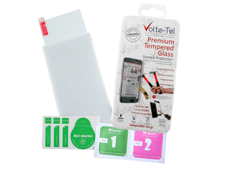 "VOLTE-TEL Tempered Glass Samsung A5 2016 A510 5.2"" 9H 0.30mm- (5205308164248) θήκες  μεμβράνες samsung"