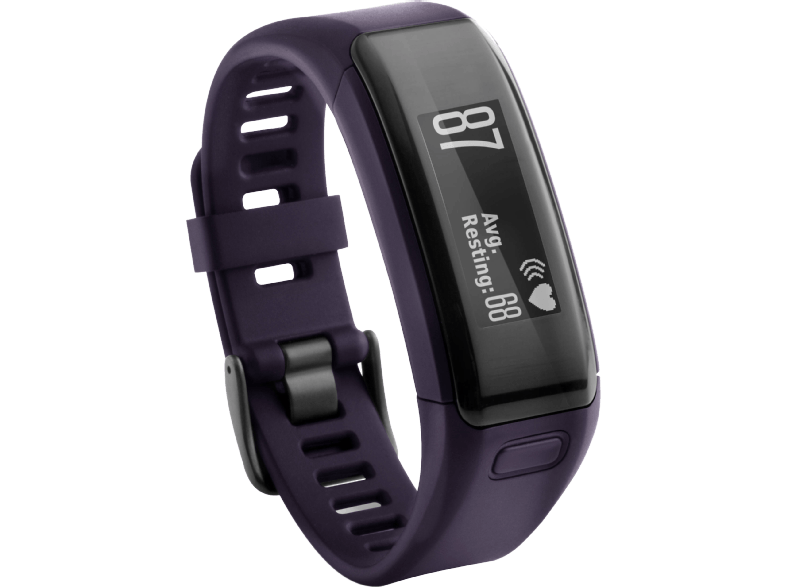 GARMIN Vivosmart HR+ Purple - (010-01955-49) activity trackers