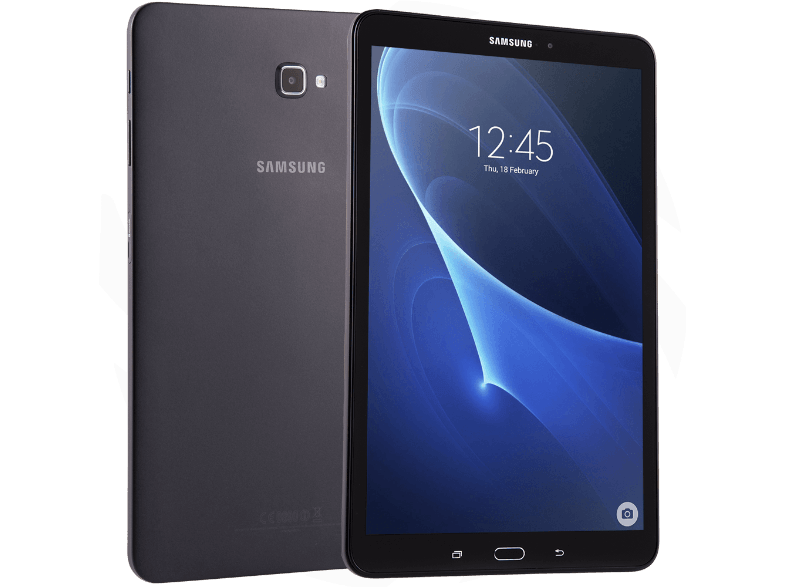 SAMSUNG Galaxy Tab A 10.1 LTE Μαύρο - (SM-T585NZKAEUR) android tablet