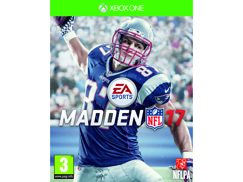 EA Madden NFL 17 xbox one games