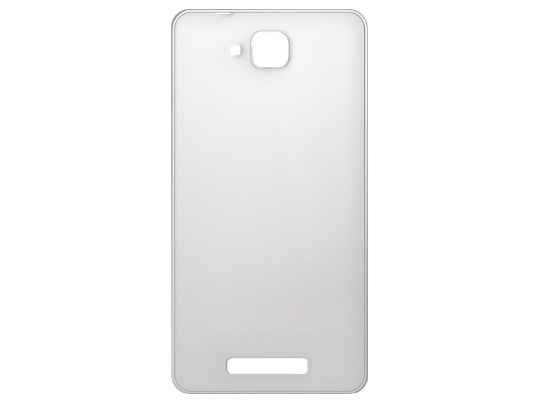 MLS iQtalk Color 4G 5.5 Transparent White - (11.CC.520.134) θήκες  μεμβράνες mls