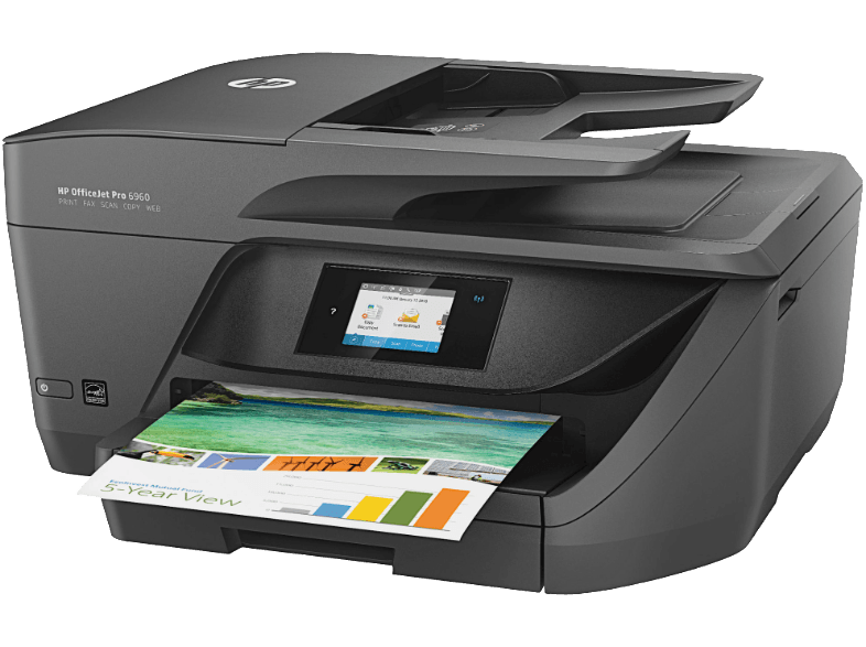 HP OfficeJet Pro 6960 All-in-One - (J7K33A) πολυμηχανήματα