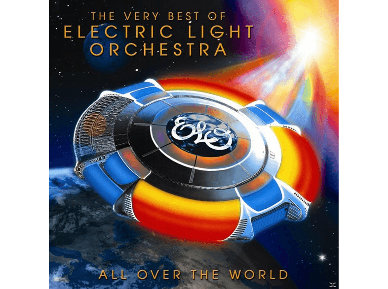 SONY BMG All Over the World: The Very Best of Electric Light Orchestra βινύλια