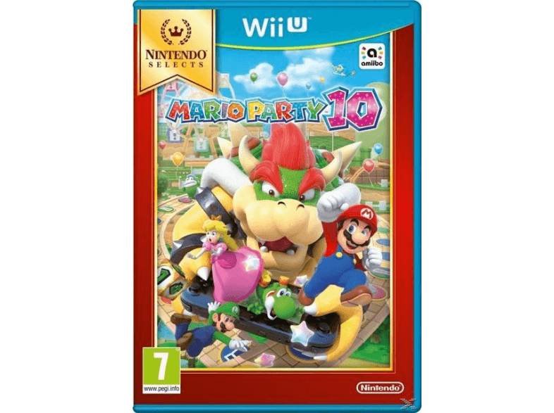 NINTENDO SW Mario Party 10 Selects wii  wii u games