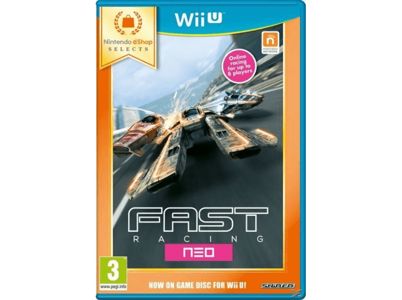 NINTENDO SW Fast Racing Neo Selects wii  wii u games