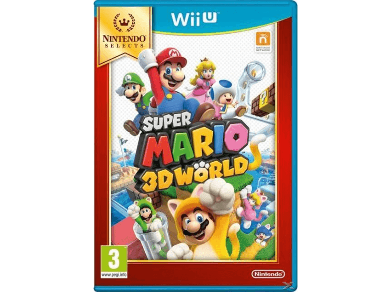 NINTENDO SW Super Mario 3D World Selects wii  wii u games