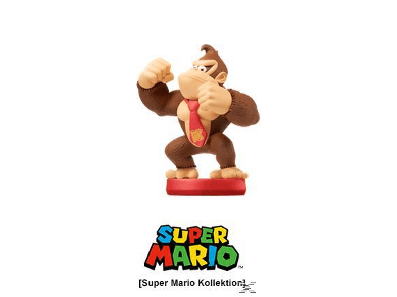 NINTENDO Donkey Kong - amiibo Super Mario Collection φιγούρες παιχνιδιών