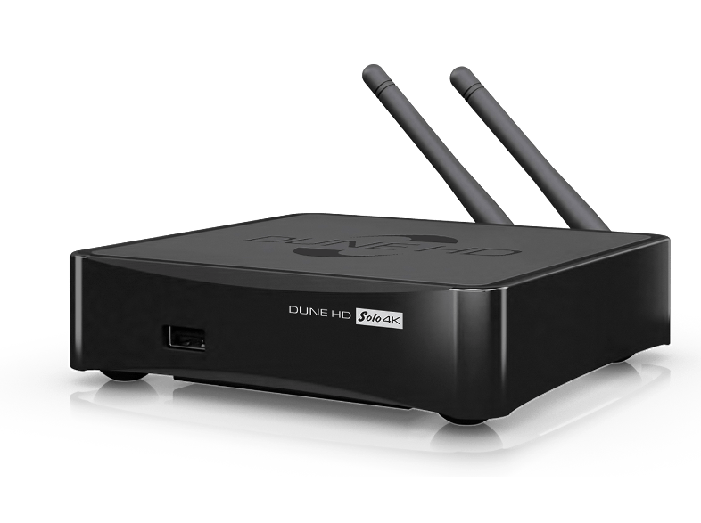 DUNE HD Solo 4K 4GB media player