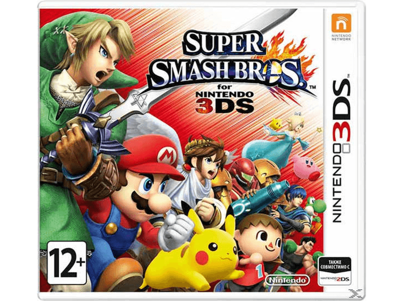 NINTENDO SW Super Smash Bros games 2ds  3ds