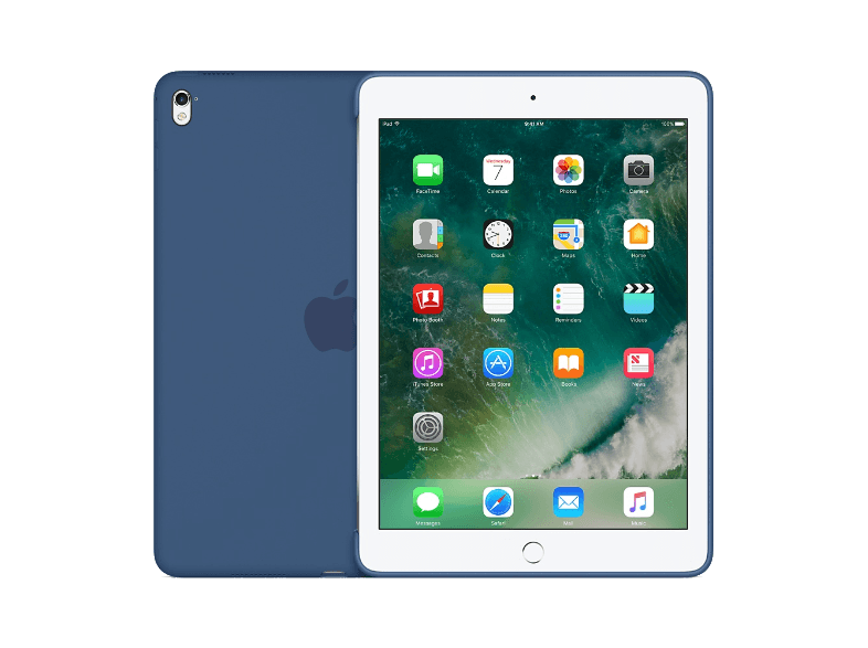 APPLE iPad Pro 9.7 Silicone Case- Ocean Blue - (MN2F2ZM/A) αξεσουάρ ipad