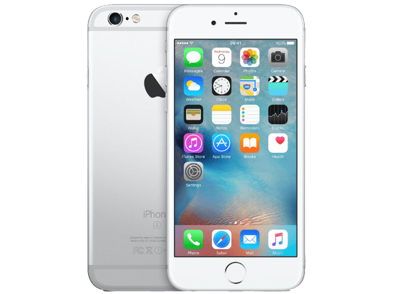 APPLE iPhone 6s 32GB Silver - (MN0X2GH/A) smartphones