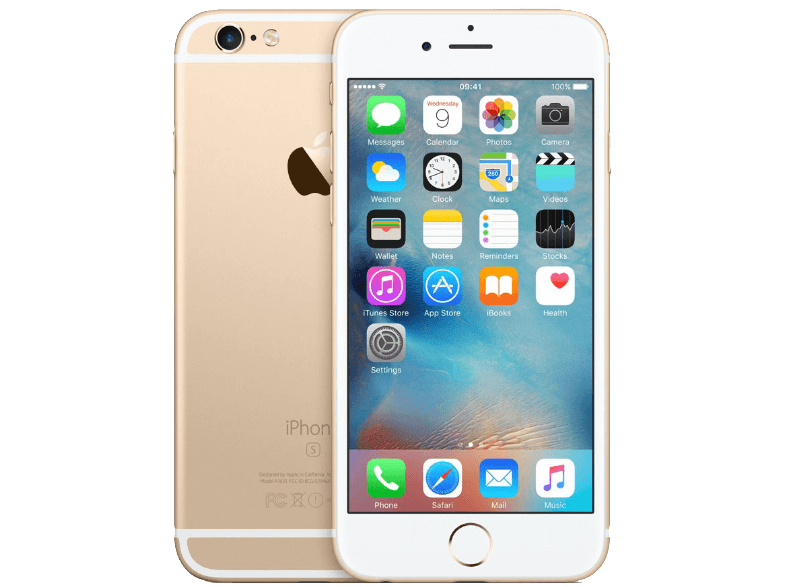 APPLE iPhone 6s 32GB Gold iphone