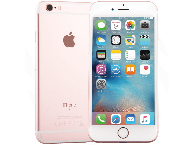 APPLE iPhone 6s 32GB Rose Gold - (MN122GH/A) iphone