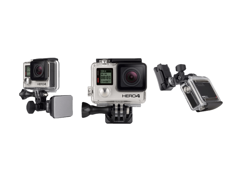 GOPRO Helmet Front And Side Mount - (AHFSM-001) αξεσουάρ action cameras