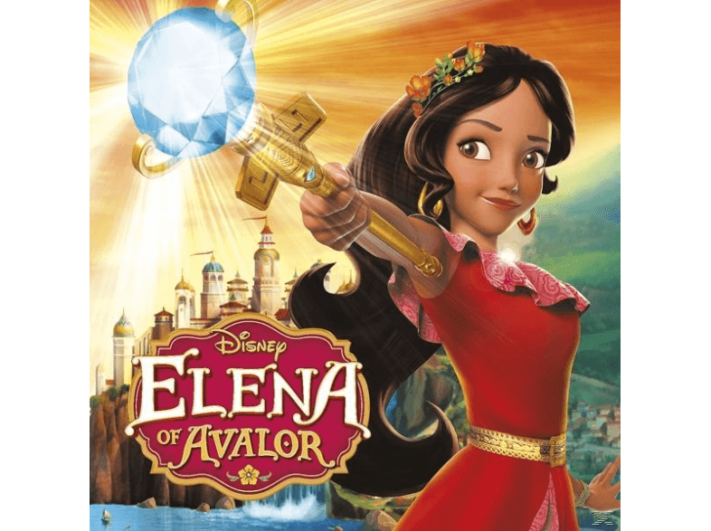 MINOS EMI Elena Of Avalor cds