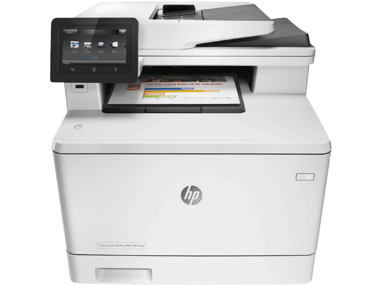 HP Color LaserJet MFP M477fdw - (CF379A) πολυμηχανήματα