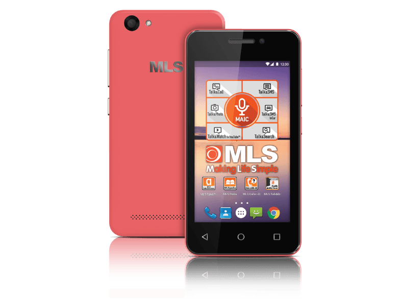 MLS Status 4G Watermelon DS - (33.ML.530.235) android smartphone