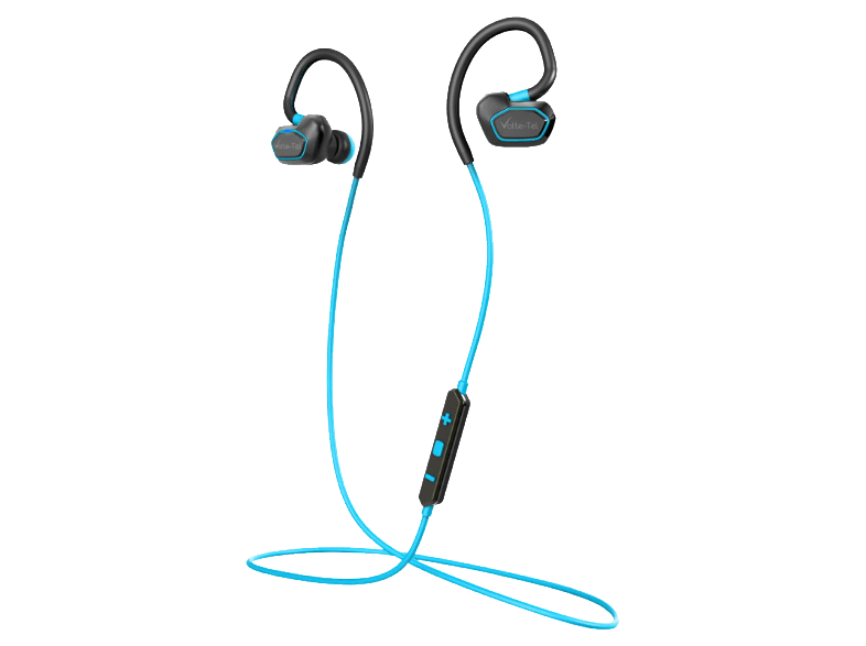 VOLTE-TEL Bluetooth Stereo Hands Free V Sound Sport VT600 Blue ενσύρματα ακουστικά