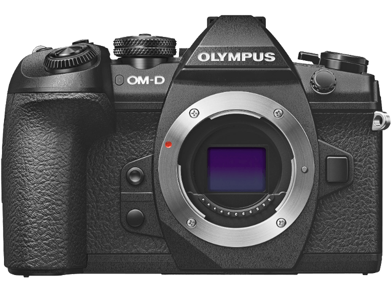 OLYMPUS E-M1 Mark II Body Black - (V207060BE000) mirrorless cameras
