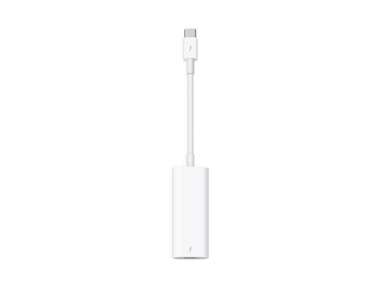 APPLE Thunderbolt 3 (USB‑C) - Thunderbolt 2 Adapter - (MMEL2ZM/A) καλώδια υπολογιστών