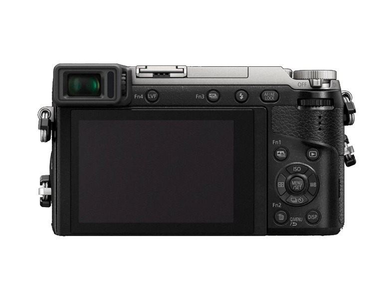 PANASONIC GX80 Kit με φακό 14-140mm S - (DMC-GX80HEGS) mirrorless cameras