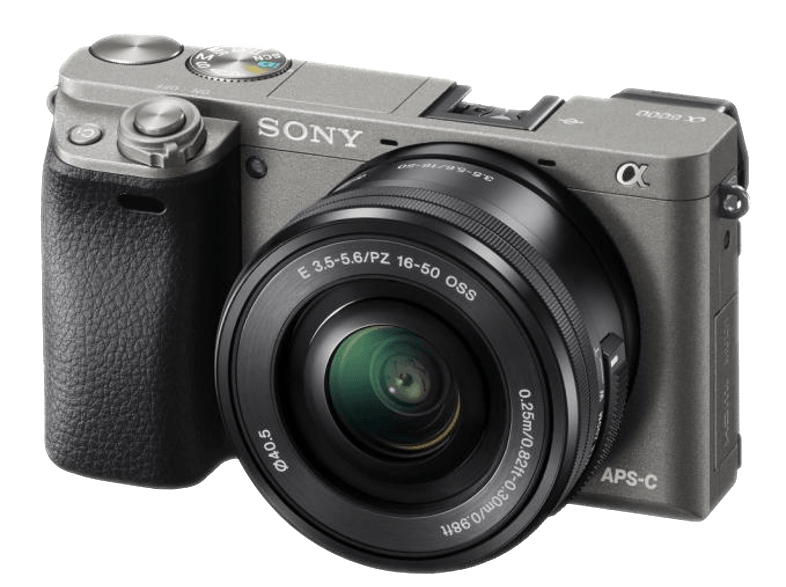 SONY Alpha 6000LH με φακό 16-50 mm - (ILCE-6000LH) mirrorless cameras