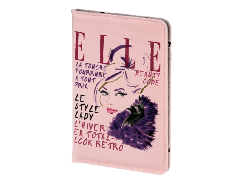 HAMA ELLE Lady in Pink Portfolio for Tablet PC up to 17.8 cm (7), Pink - (TAB-PF θήκες tablet