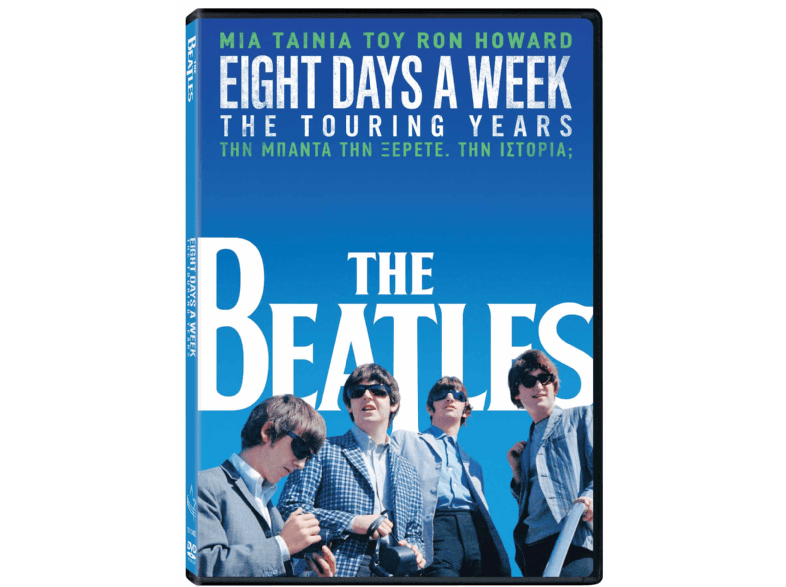 ODEON The Beatles: Eight Days A Week - The Touring Years dvds