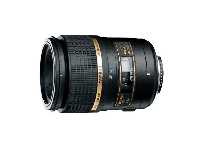 TAMRON SP AF 90mm F/2.8 Di Macro 1:1 for Canon - (272EE) φακοί dslr