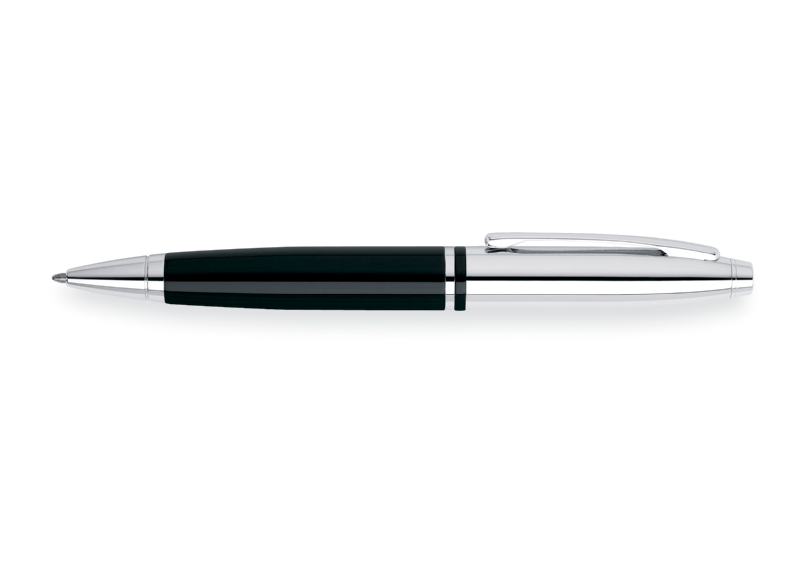 CROSS Στυλό Ball-Point Chrome/Black Lacquer Calais - (AT0112-2) είδη γραφής