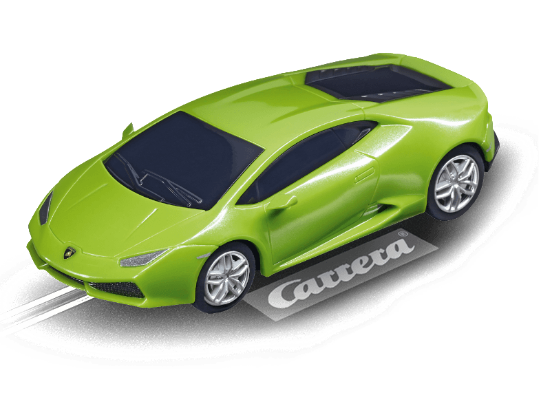 CARRERA RC Slot Car Go!!! Lamborghini LP610-4 Green - (2006402) τηλεκατευθυνόμενα