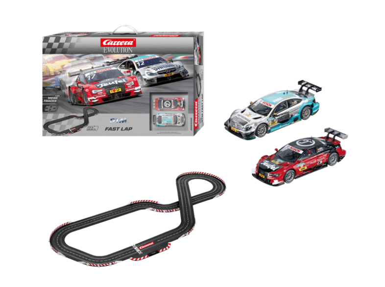 CARRERA RC Slot Evolution DTM Fast Lap - (20025220) τηλεκατευθυνόμενα