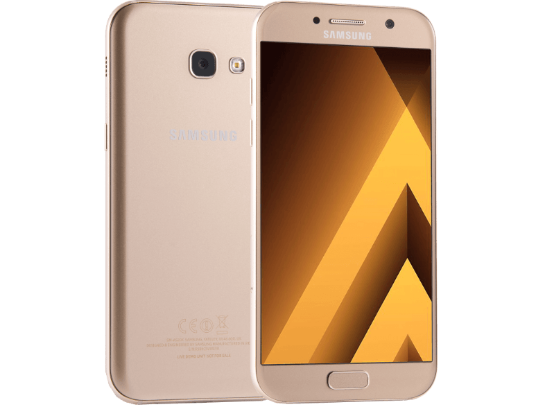 SAMSUNG Galaxy A5 2017 Gold android smartphone
