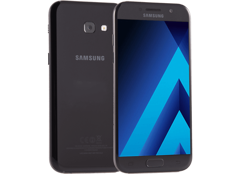 SAMSUNG Galaxy A5 2017 Black android smartphone