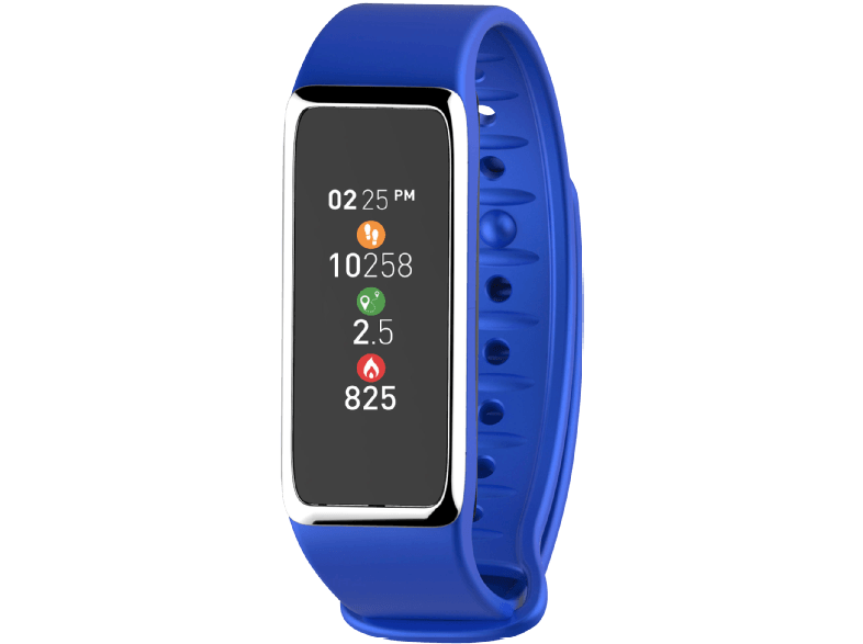 MYKRONOZ ZeFit 3 Blue/Silver activity trackers
