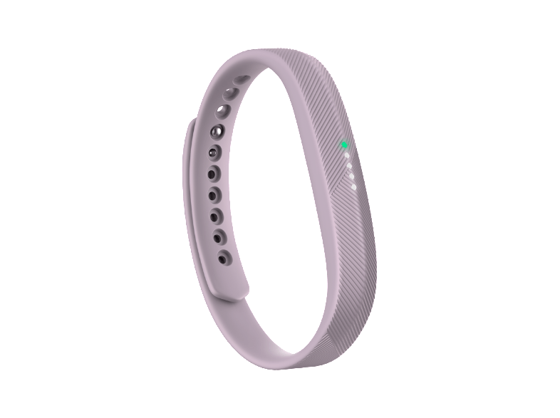 FITBIT Flex 2 (Fermion) EMEA Lavender - (FB403LV-EU) activity trackers