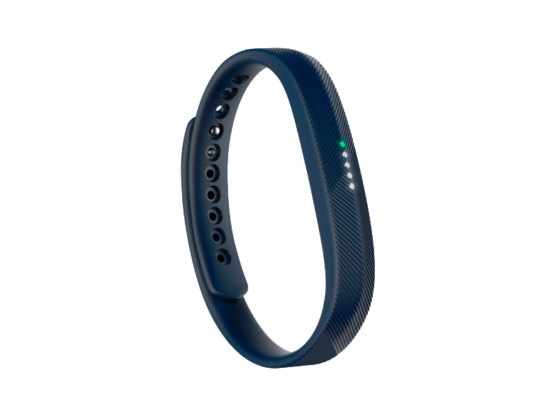 FITBIT Flex 2 (Fermion) EMEA Navy - (FB403NV-EU) activity trackers