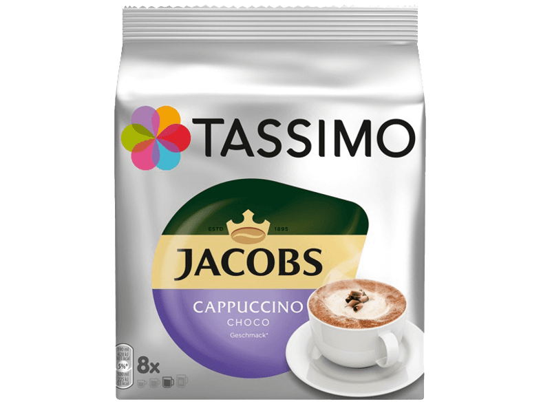 TASSIMO Jacobs Choco Cappuccino - (4031644) κάψουλες tassimo