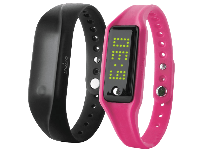 PURO Αθλητικό Ρολόι Bluetooth - (FITWATCHPNK) activity trackers