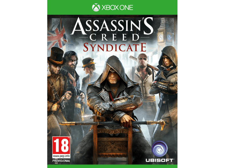 UBISOFT SW Assassin's Creed Syndicate xbox one games