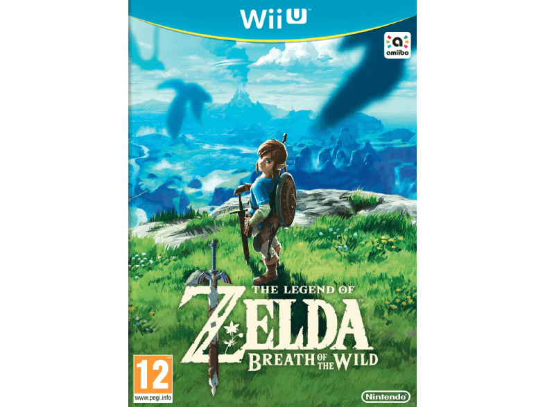 NINTENDO SW The Legend of Zelda: Breath of the Wild wii  wii u games
