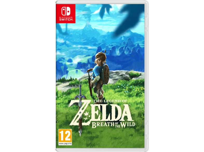 NINTENDO SW The Legend of Zelda: Breath of the Wild switch games