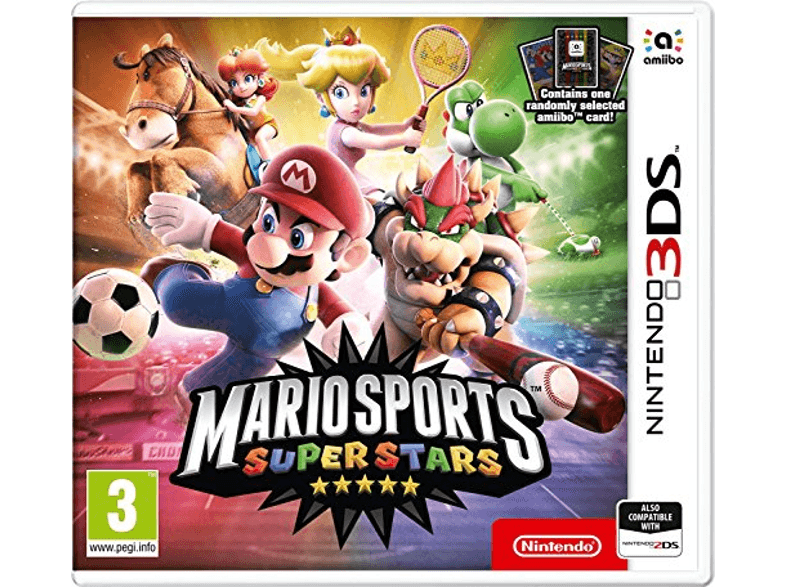NINTENDO SW Mario Sports Superstars μαζί με amiibo Card games 2ds  3ds