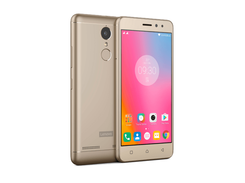 LENOVO K6 Power Gold android smartphone